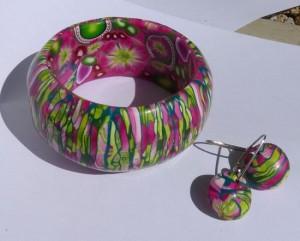 bracelet et petites boucles